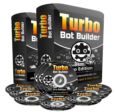 Turbo Bot Builder Pro & Standard Versions ( PHP Script )