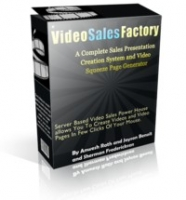 Video Sales Factory