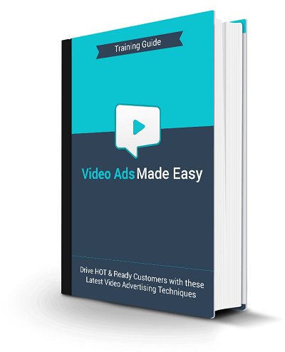 Video Ads Made Easy ( Videos, Audios, Ebook )