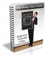 5 Web Design Lessons Course