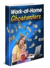 Work At Home Ghost Writer