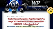WP Autoposter Version 2
