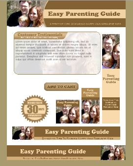 WP & HTML Template Easy Parenting
