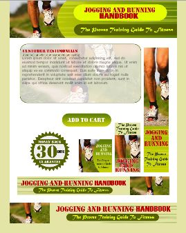WP & HTML Template Jogging & Running