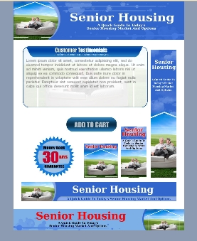 WP & HTML Template Senior Housing