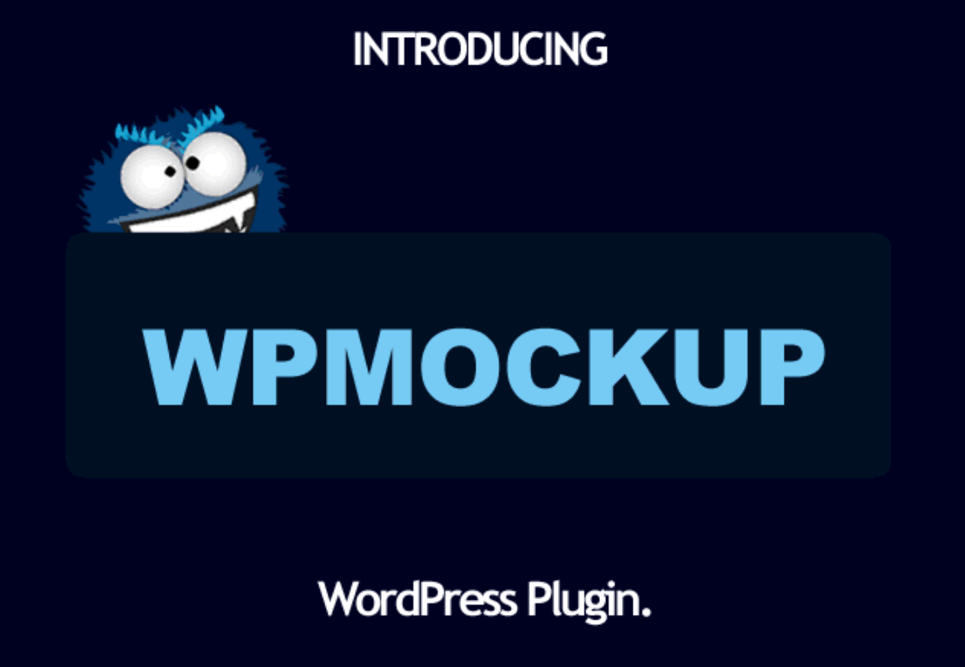 Wordpress Mockup Plugin