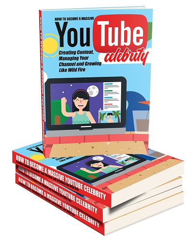YouTube Celebrity ( ebook )